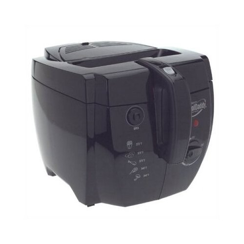 Professional 1.9 Liter Cool Daddy Electric Deep Fryer