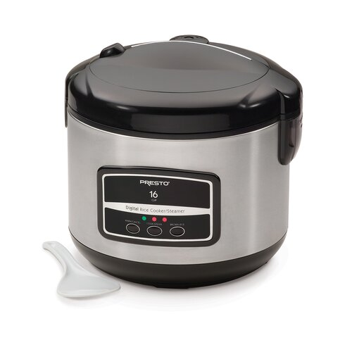 Presto 16-Cup Electric Rice Cooker