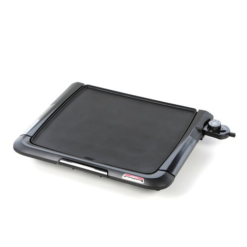 Cool Touch Electric Tilt N' Drain Griddle
