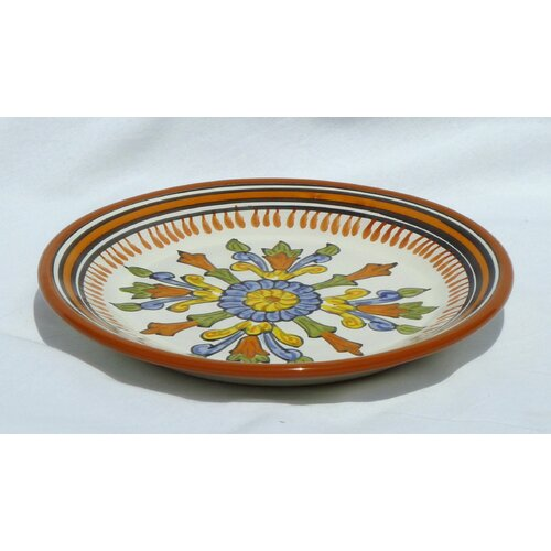 """Le Souk Ceramique Sauvage Design 8"""" Side Plates"""