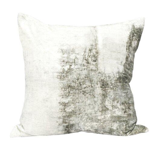 Abstract Velvet Cushion