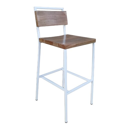 Horten counter height bar stool