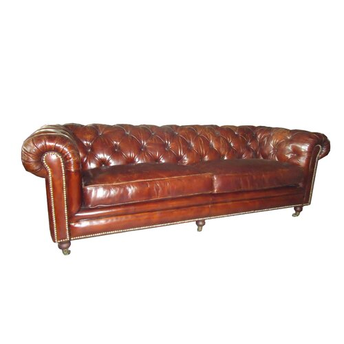 Birmingham Leather Sofa