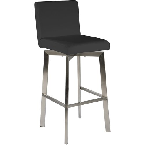 "Moe's Home Collection Giro 26"" Swivel Bar Stool"