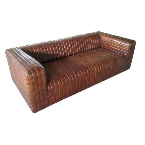 Castle Leather Sofa