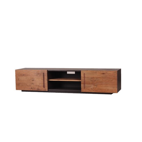 "Moe's Home Collection Mountain Teak 71"" TV Stand"