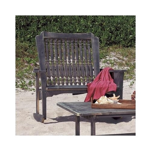 Uwharrie Chair Hatteras Settee Rocking Chair