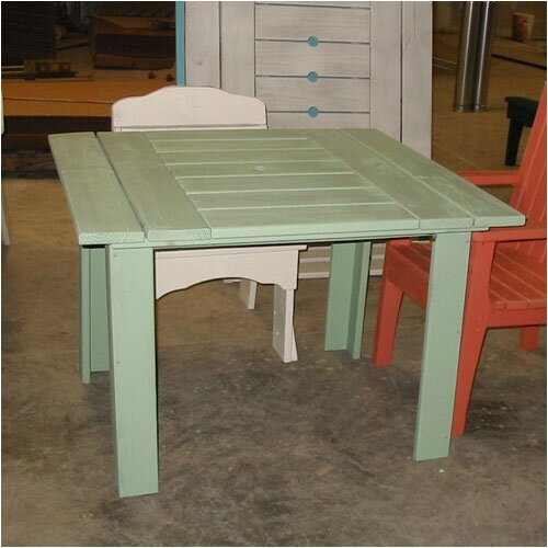Uwharrie Chair Square  Behrens Dining Table
