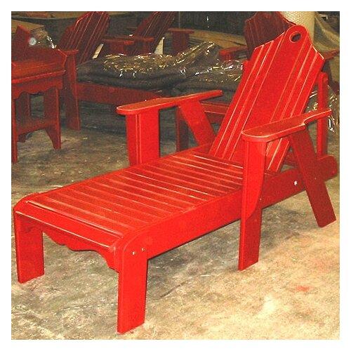Uwharrie Chair Bridgehampton Chaise Lounge