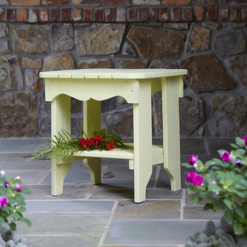 Uwharrie Chair Bridgehampton Side Table