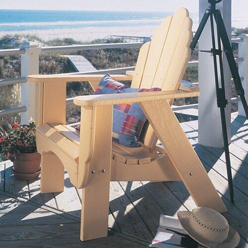 Uwharrie Chair Fanback Adirondack Chair