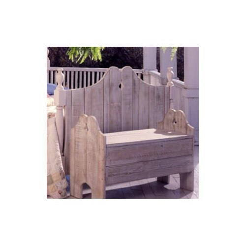 Uwharrie Chair Nantucket Wood Garden Bench