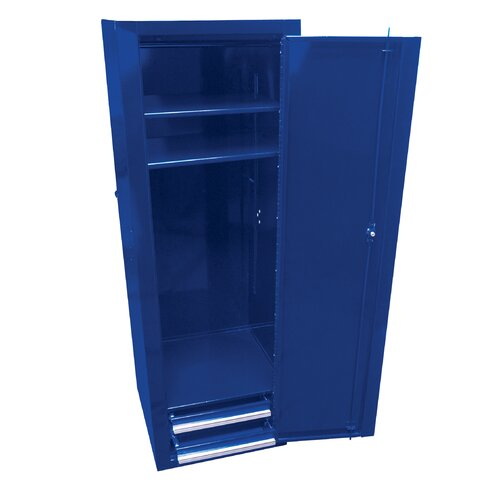 Homak 1 Tier 1 Wide Contemporary Locker