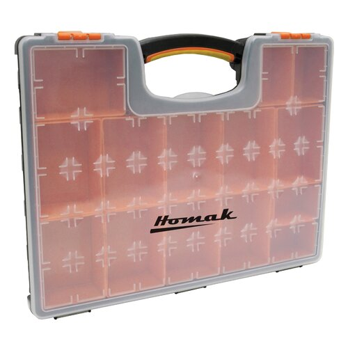 Homak Plastic Organizer