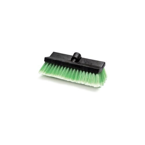 Laitner Brush 10 Blk Bi-Level Grn Nylon