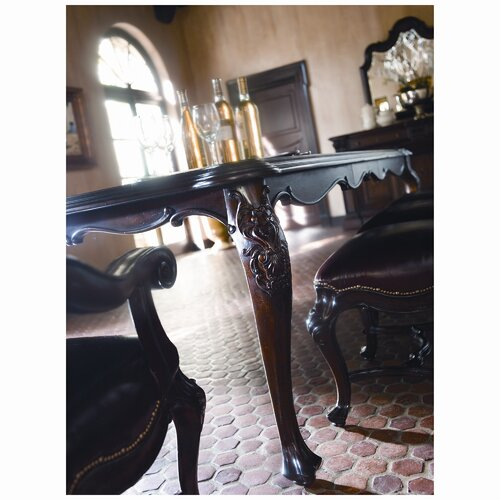 Stanley Furniture Costa Del Sol Gacela Leaping Stag Dining Table