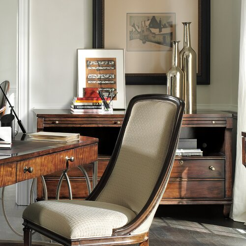 Stanley Furniture Avalon Heights 5-Piece Standard Desk Office Suite