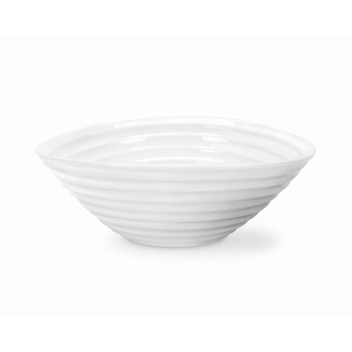 Portmeirion Sophie Conran White Cereal Bowl
