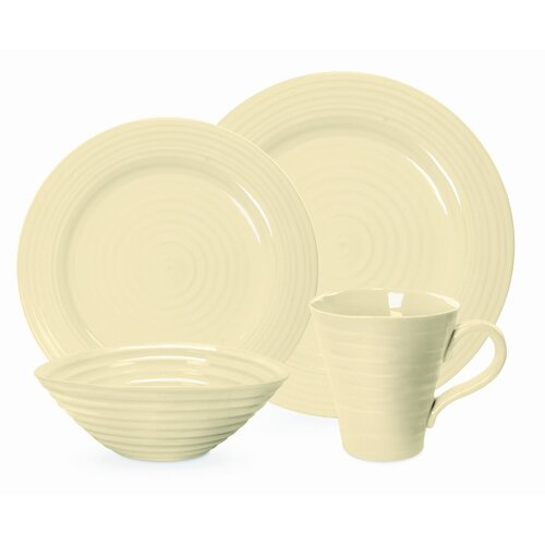 Sophie Conran Biscuit Four Piece Place Setting