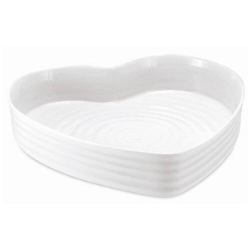 Sophie Conran White Sweetheart Baking Dish
