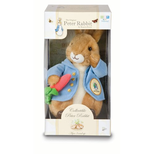 Peter Rabbit Collectible Plush Toy