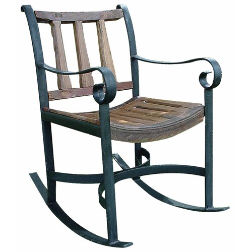 Groovystuff Rockdale Indoor / Outdoor Rocking Chair