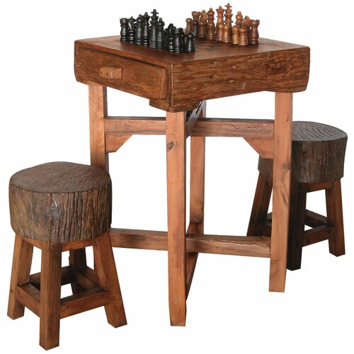Groovystuff Country Chess Table