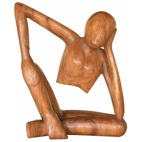 Groovystuff Abstract Thinker Statue