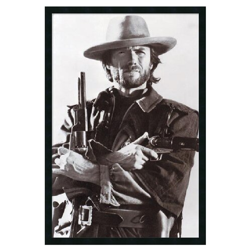 Clint Eastwood Framed Photographic Print