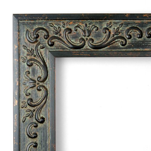 Amanti Art Provencal Scroll  Large Mirror