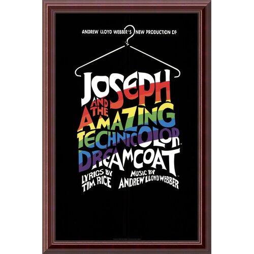 Joseph and the Amazing Technicolor Dreamcoat (Hanger) Framed Memorabilia