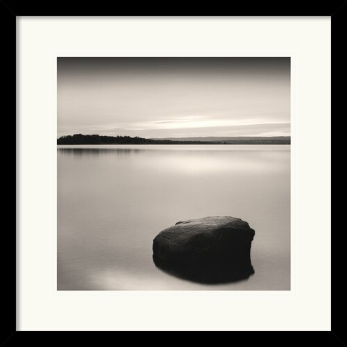 'Solo Floating on Ottawa River, Study No. 2 (Detail)' by Andrew Ren Framed Photographic Print ...