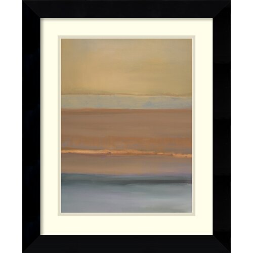 Amanti Art 'Quiet Light II' by Nancy Ortenstone Framed Painting Print