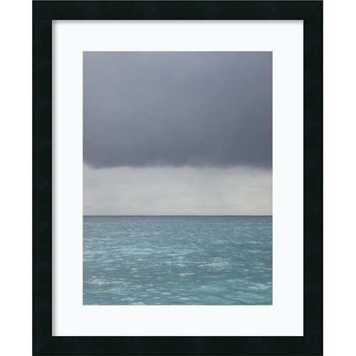 Amanti Art 'Blue 8' by Brian Leighton Framed Photographic Print