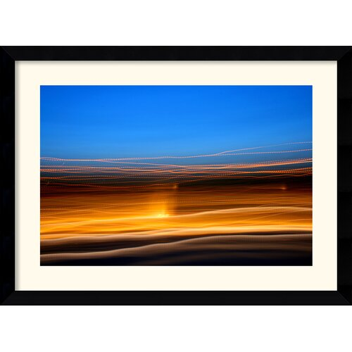 Amanti Art 'Grand Basin 360' by Andy Magee Framed Graphic Art