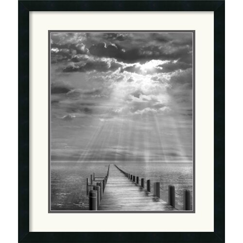 Amanti Art 'Storm Clearing' by Ellen Fisch Framed Photographic Print on Shadow Boxes