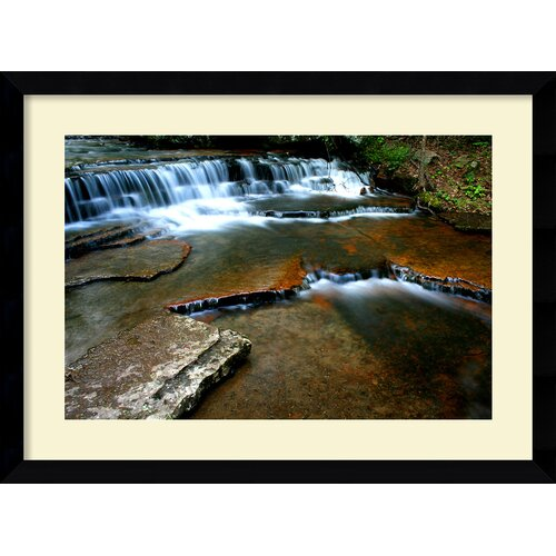 'Collins Creek' by Andy Magee Framed Photographic Print