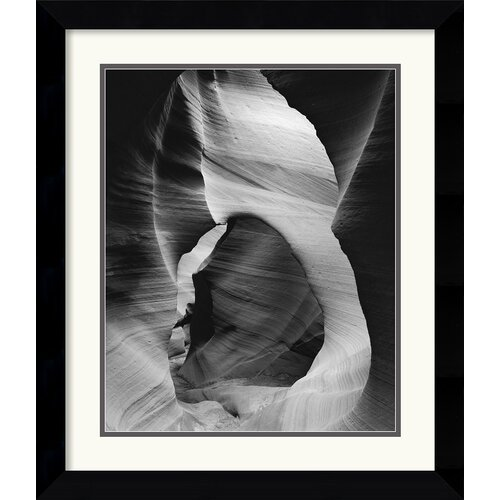 'Slot Canyon Swirls I' by Bob Hills Framed Photographic Print