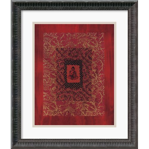 Amanti Art 'Buddha II' by Ricki Mountain Framed Photographic Print