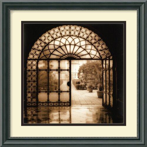 Amanti Art 'Venezia, Italia' by Alan Blaustein, Framed Photographic Print