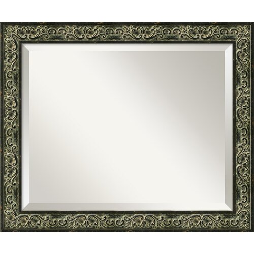 Amanti Art Provencal Scroll Medium Mirror