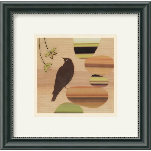 Amanti Art 'That's A Lovely Idea' by Amy Ruppel Framed Painting Print