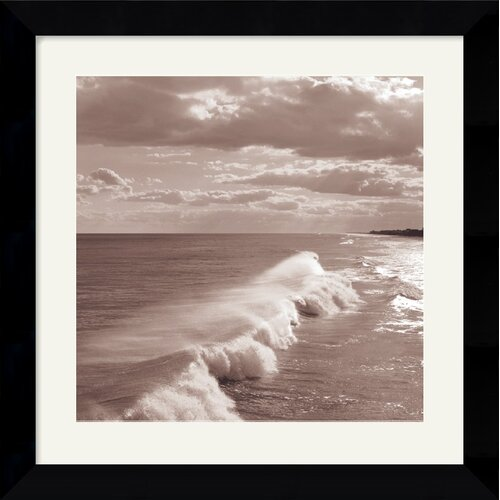 'Surf' by Michael Kahn Framed Photographic Print