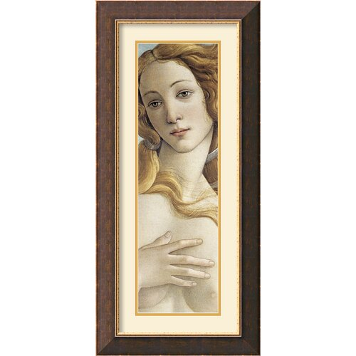 'Birth of Venus' by Sandro Botticelli Framed Painting Print