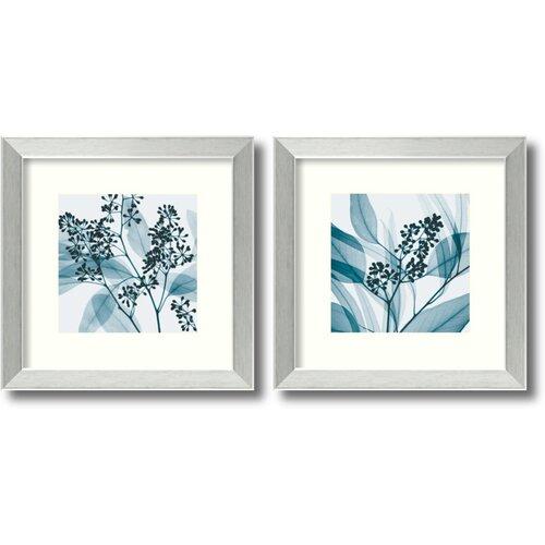 'Eucalyptus' by Steven N. Meyers 2 Piece Framed Photographic Print Set