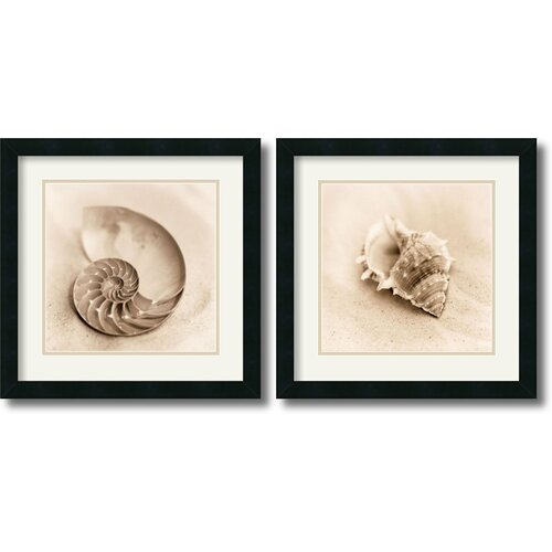 Amanti Art 'Il Oceano' by Alan Blaustein Framed Photographic Print