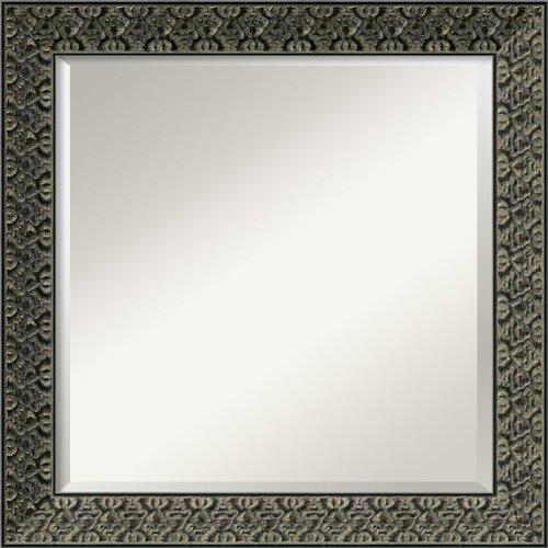 Intaglio Square Wall Mirror