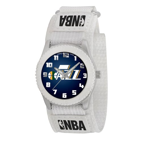 Game Time NBA White Rookie Series Watch