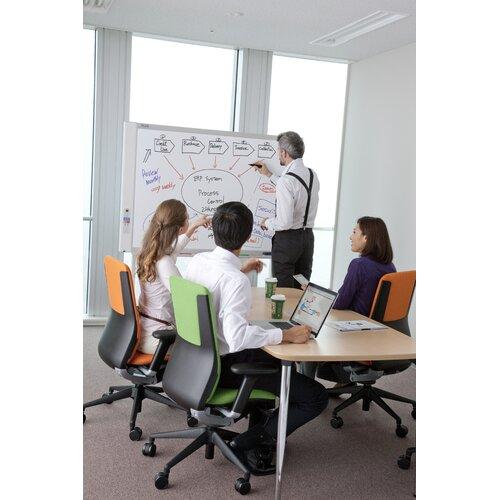 Plus Boards 4 Panel Electronic Copyboard