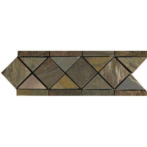 Emser Tile Natural Stone 11 Quot X 4 Quot Slate Border 14 Listello